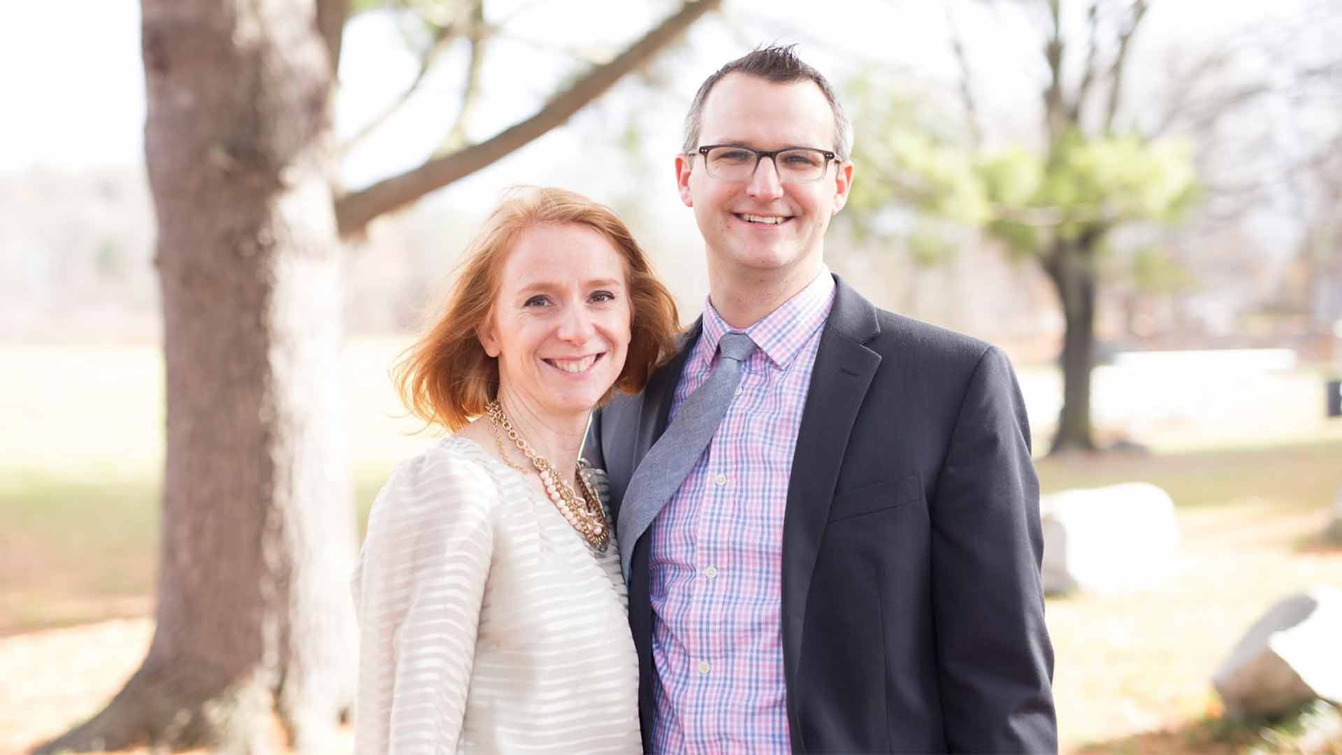 Photo of Pastors Will and Becky Barnett